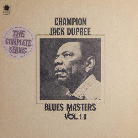 CJ Dupree Vol. 10